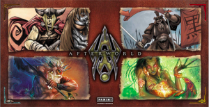 Afterworld Playmat